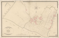MARCOUSSIS. - Section E : Mesnil (le), 2e feuille.